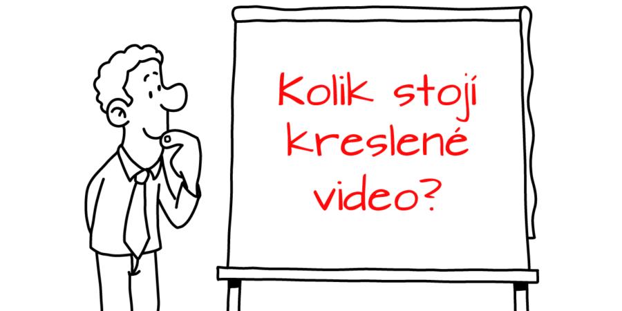 Kolik stojí kreslené video